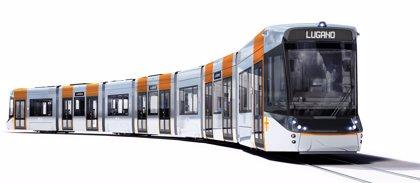 Stadler fabricará en Valencia un pedido de tranvías para Suiza de 32 millones de euros