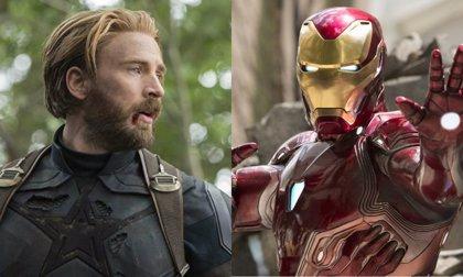 Así es el coche que Iron Man (Robert Downey Jr.) ha diseñado para Capitán América (Chris Evans)
