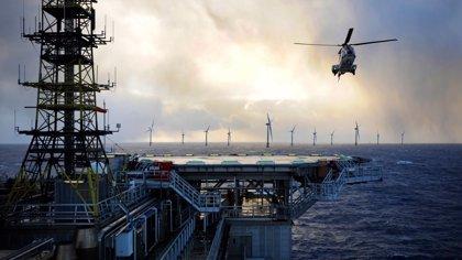 Equinor planea invertir 500 millones en un parque éolico flotante en el Mar del Norte