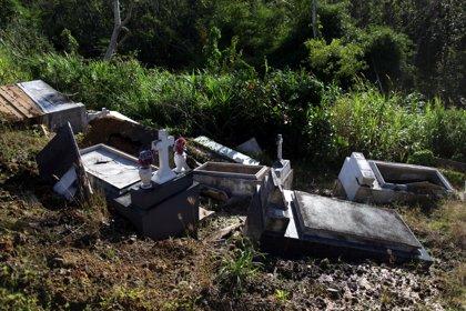 El huracán María causó cerca de 3.000 víctimas mortales en Puerto Rico