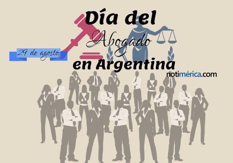 29 de agosto: Día del Abogado en Argentina, ¿por qué se celebra en ...