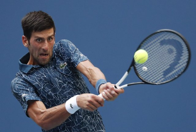 Novak Djokovic debuta con triunfo en el US Open 2018