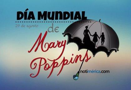 29 de agosto: Día Mundial de Mary Poppins, ¿por qué se celebra hoy?