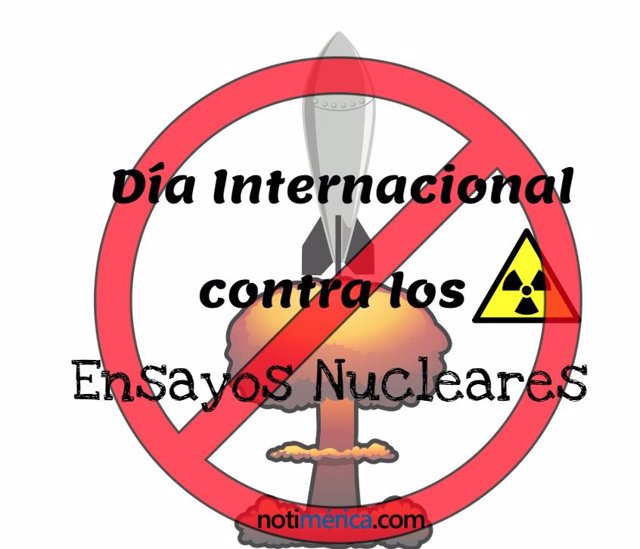 Día Contra los ensayos nucleares