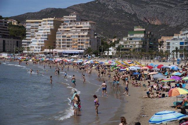 La Provincia De Castellón Consolida En Agosto Una Ocupación Por Encima Del 90% E
