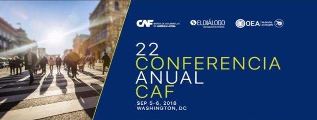 Conferencia caf
