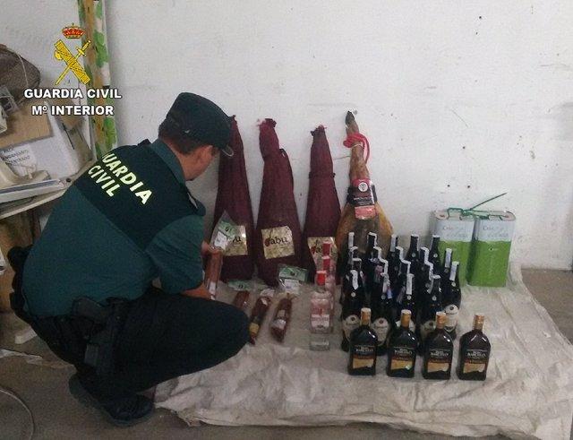 """[Grupohuelva] Remtiendo Np Opc Huelva """" La Guardia Civil Y Policía Local De Almo"""