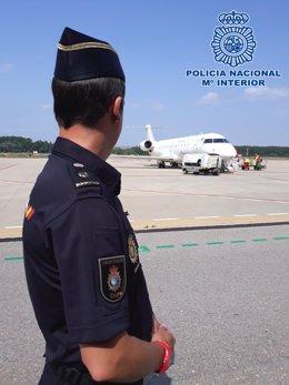 Vigilancia aeropuerto
