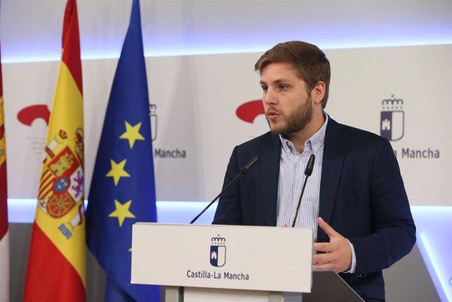 El portavoz del Gobierno, Nacho Hernando