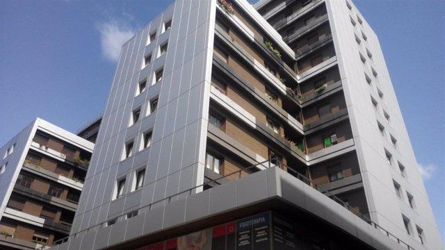 Imagen de una edificio