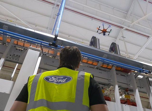 Drones de Ford