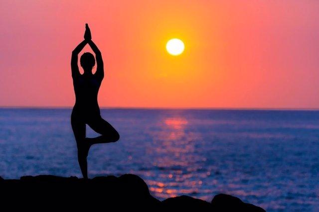 Yoga en Vacaciones