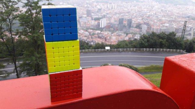"Torneo Internacional de cubo Rubik ""Bilbao Open 2018"""