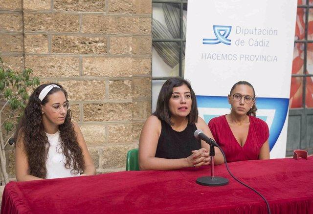 Presentación de la IV Noche Solidaria de Carnaval de Barbate