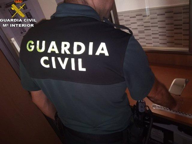Guardia Civil en Carcaixent