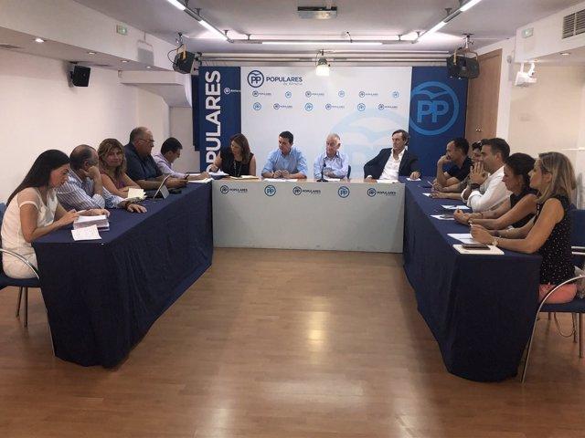 Comité de dirección del PP de Almería