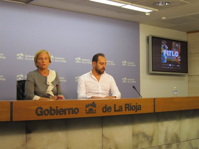 González y Tesone esta mañana en rueda de prensa.