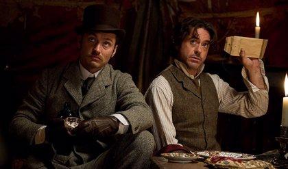 Jude Law da pistas sobre Sherlock Holmes 3, que profundizará en su codependencia con Watson