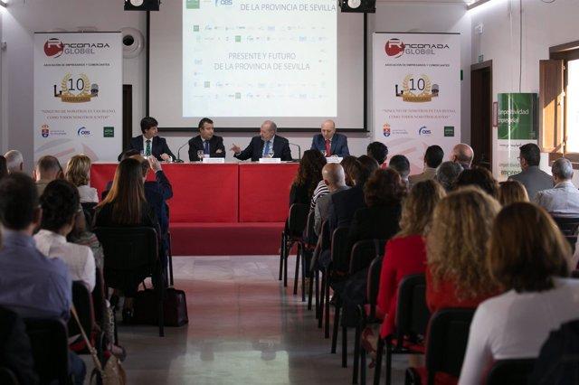 I convención empresarial de la provincia de Sevilla