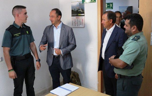 El delegado del Gobierno de Andalucía, Alfonso Rodríguez Gómez de Celis