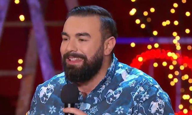 Rober Bodegas en Comedy Central