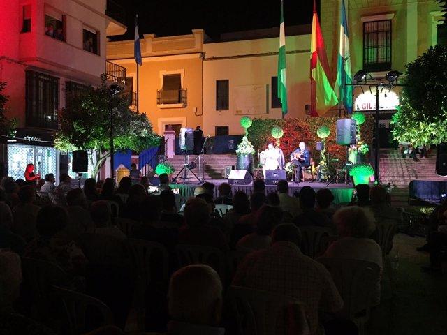 [Sevilla] Np Fecha Fijada Para El Festival Flamenco Manolito El De María Alcalá