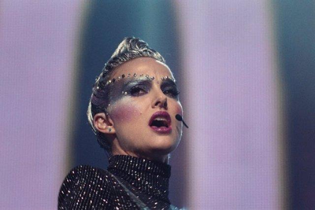 Natalie Portman como Celeste en Vox Lux
