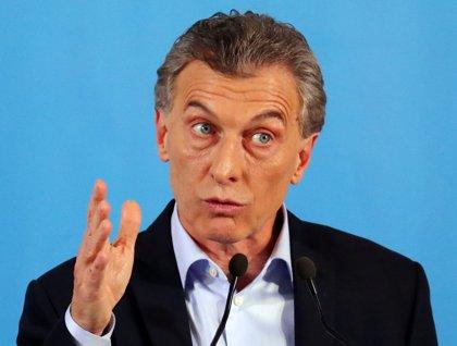 Macri acuerda con el FMI un adelanto de fondos para superar la situación financiera inminente