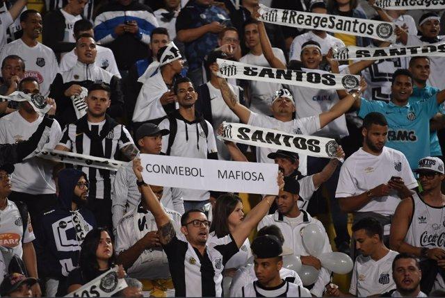 Suspenden el partido Santos- Independinentes