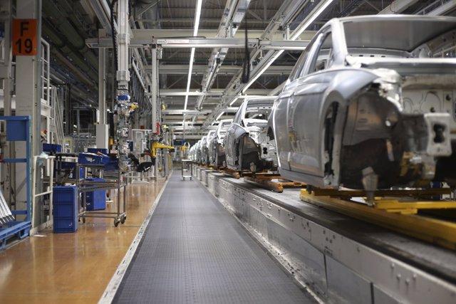Planta de Volkswagen Navarra.