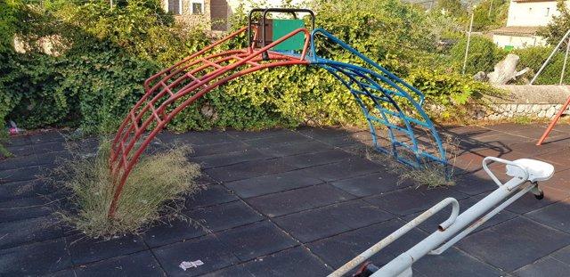 Ciudadanos (Cs) | Cs Sóller Exige El Cierre Inmediato Del Parque Infantil De L'A
