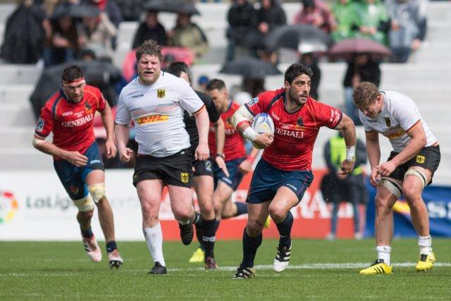 [Grupodeportes] Rugby. Namibia Y Samoa, Rivales De España En La Ventana De Novie