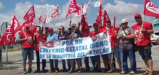 Trabajadores de Industria Azucarera