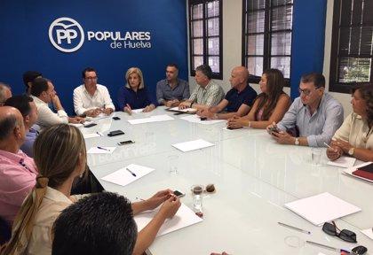 """El PP asegura que es """"garantía para el crecimiento"""" y pide al PSOE que """"no destruya lo conseguido entre todos"""""""