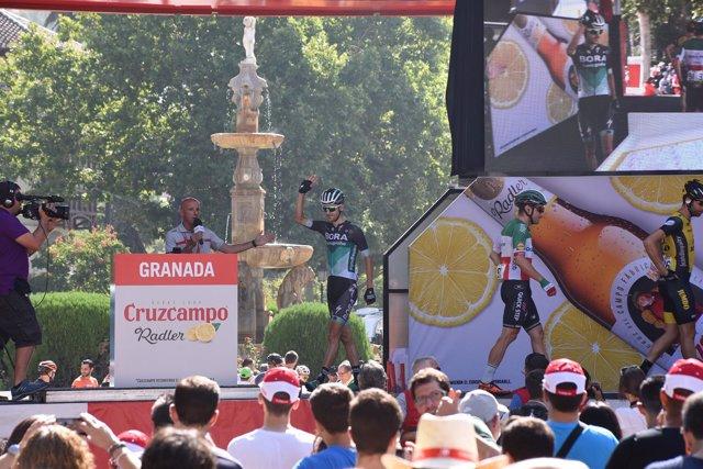 La Vuelta Ciclista a España 2018