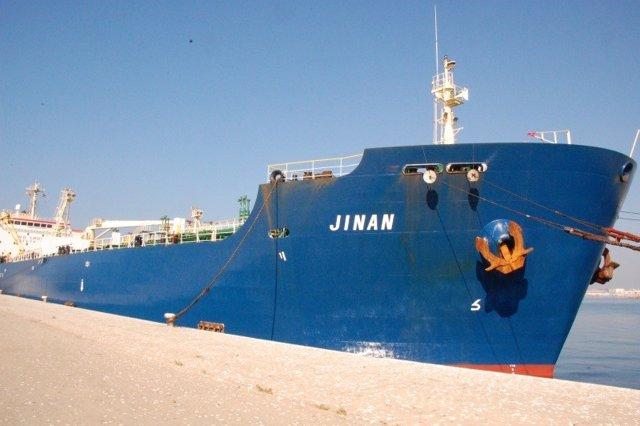 Buque Jinan