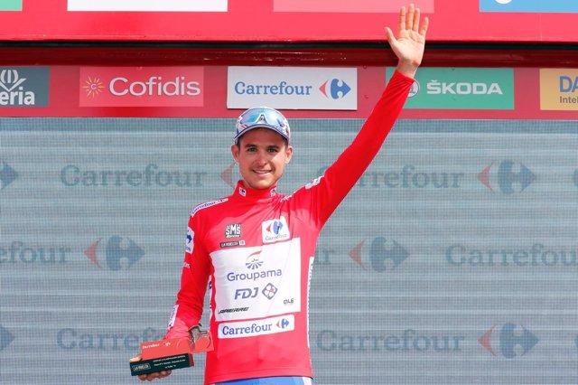 Rudy Molard (Groupama-FDJ), nuevo líder de La Vuelta a España