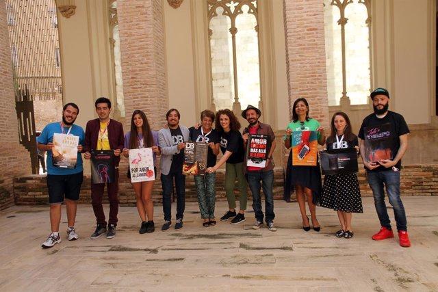 Inicio del  II Rally Cinematográfico Desafío Buñuel