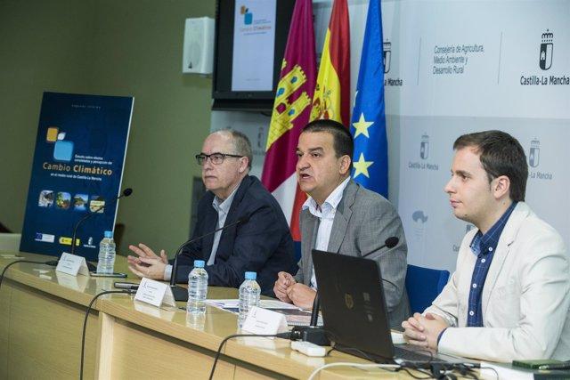 Informe sobre el cambio climático en el medio rural de Castilla-La Mancha