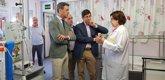 Foto: Salud modernizará las áreas de pediatría, maternidad y ginecología del hospital de Yecla