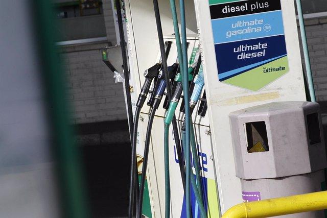 El precio de la gasolina y del gasóleo toca máximos del verano en plena   operación retorno  de las vacaciones 730d7531e55