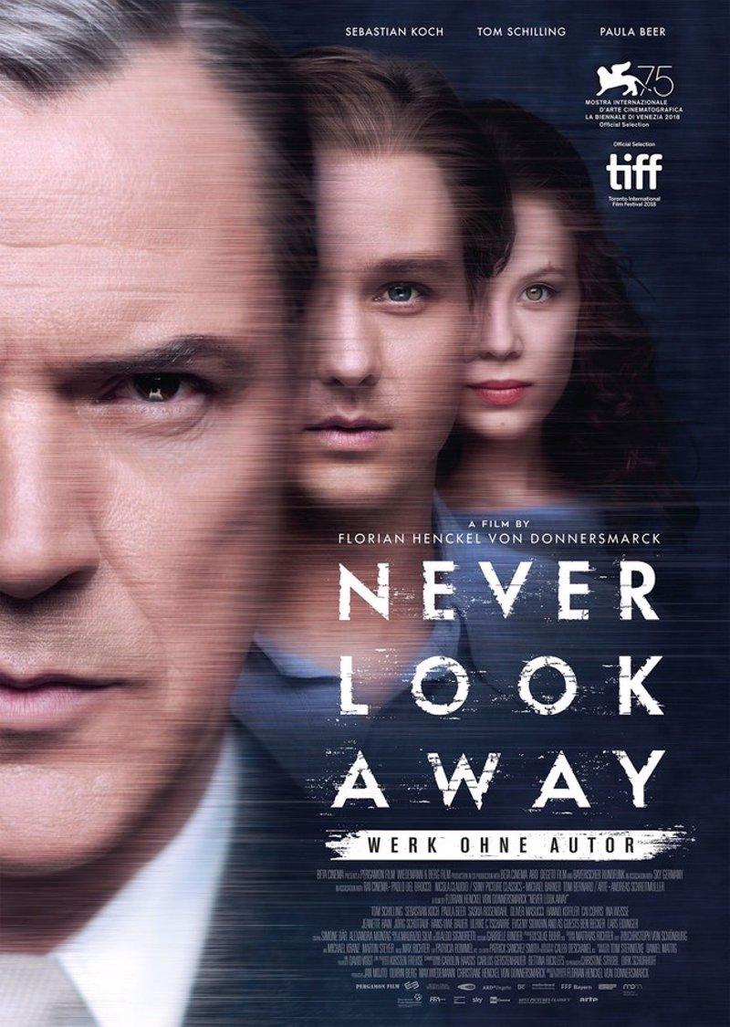 """Resultado de imagen para """"Never Look Away"""" — Alemania"""