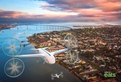 Uber desarrollará su proyecto de coches voladores por primera vez fuera de EEUU, entre otros países, Brasil