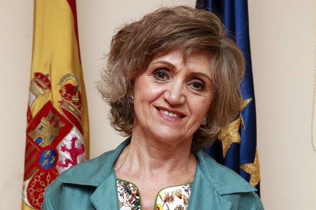 Maria Luida Carcedo, Alta Comisionada para la Lucha contra la Pobreza Infantil