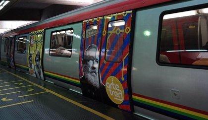 El metro de Caracas sin servicio por un nuevo fallo eléctrico, el segundo en esta semana