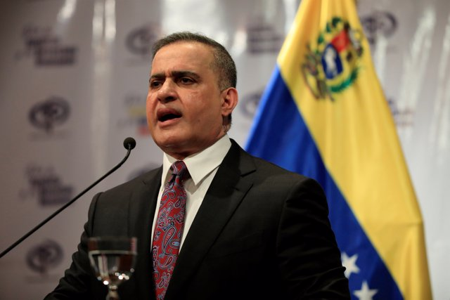 El fiscal general de Venezuela, Tarek William Saab
