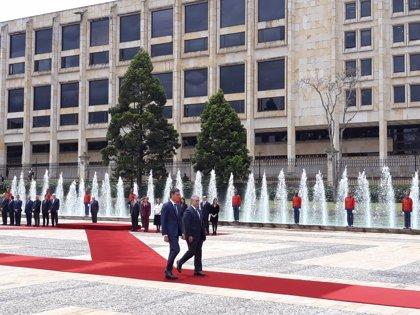 Colombia agradece la ayuda de España en una negociación con el ELN