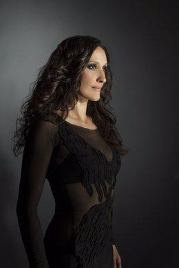 La cantante gallega e intérprete de violonchelo Rosa Cedrón.