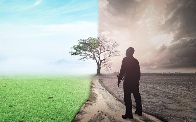 Cambio climático, clima