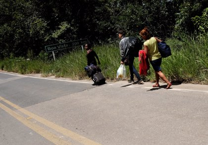 Brasil estudia autorizar que las familias puedan acoger refugiados venezolanos